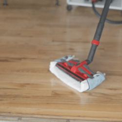 steam clean hardwood floors
