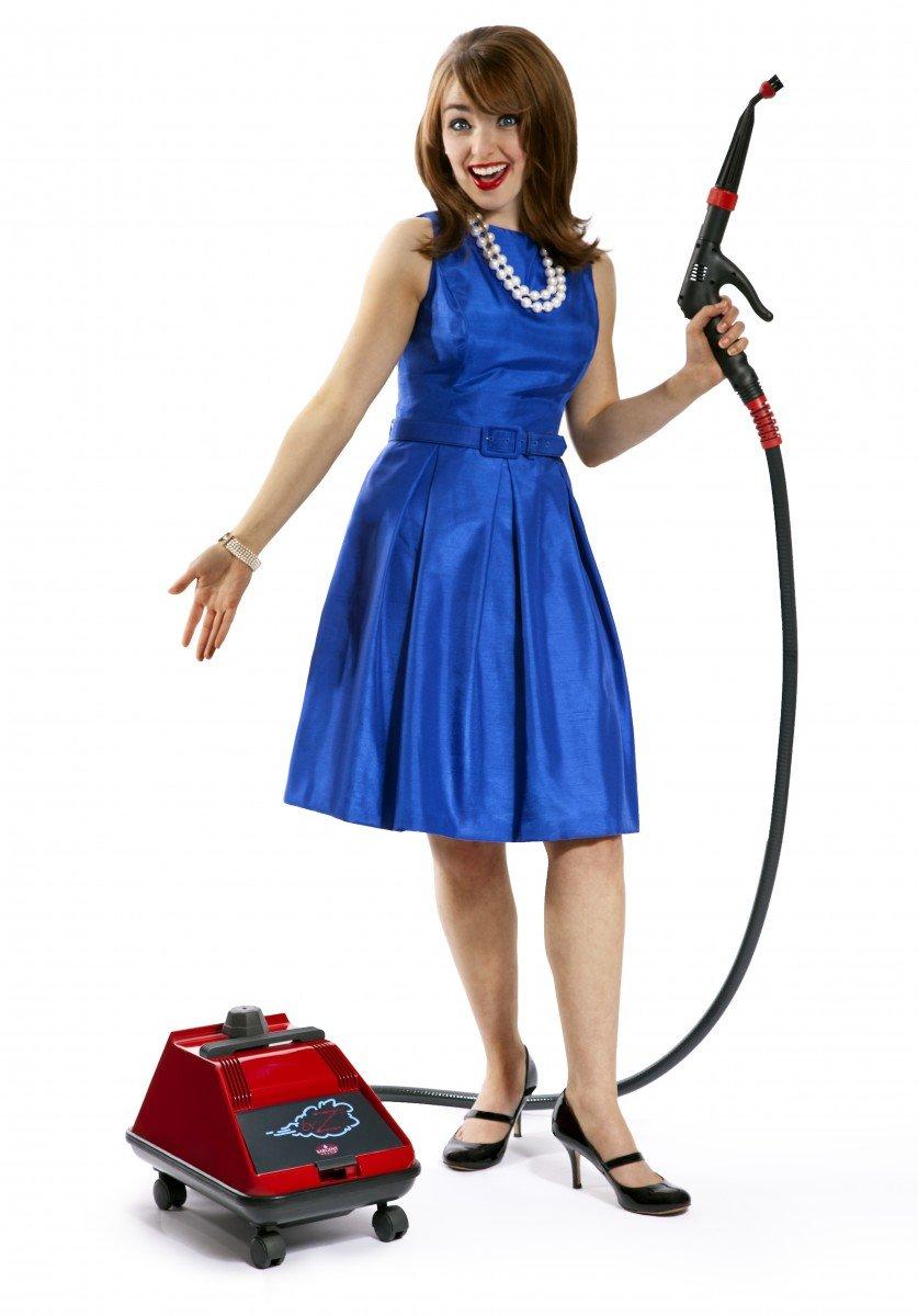 Sargent Steam Cleaner Lisa