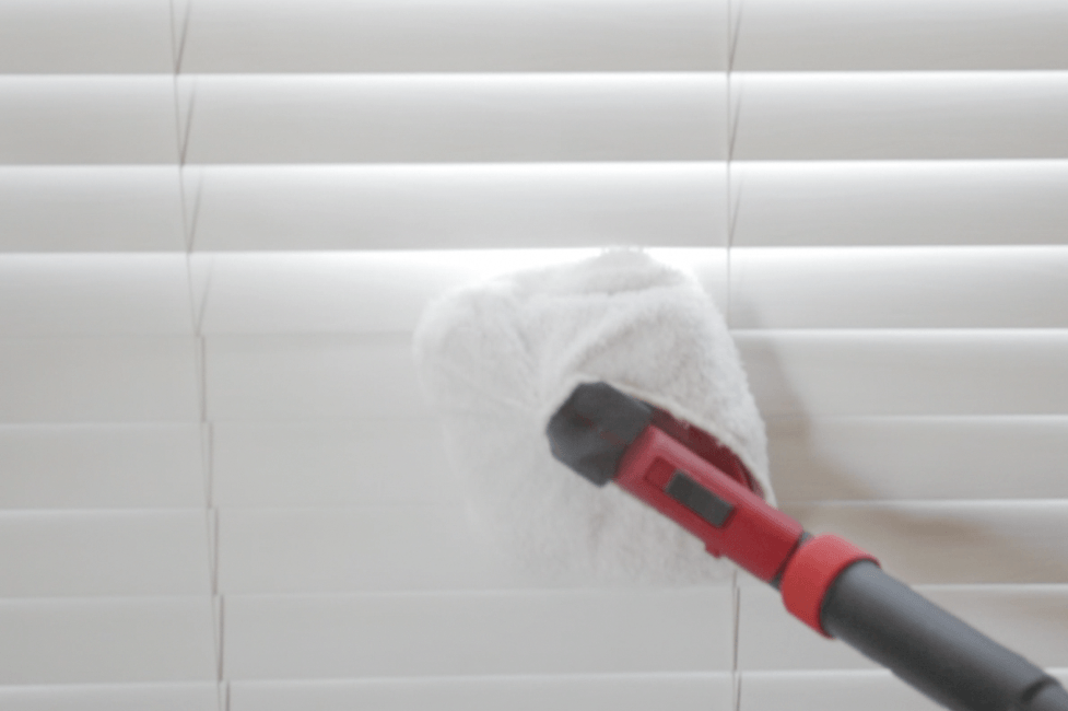 Easy To Clean Blinds.Sargent Steam How To Clean Window Blinds The Fast Easy Way